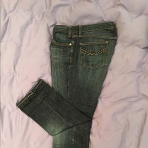 GAP STRAIGHT FIT SIZE 14 LOOK BRAND NEW